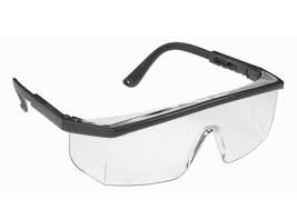 Wraparound Safety Spectacle Glasses x1