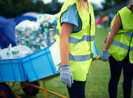 Professional, Reliable Event Cleaning