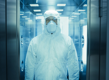 Coronavirus Deep Clean Precautions
