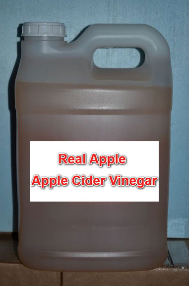 Conventional Apple Cider Vinegar 2.5 Gallons