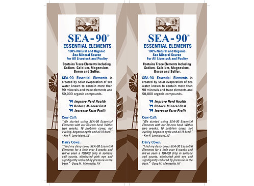 SEA - 90 Essential Elements