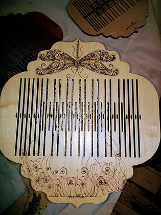 Large Backstrap heddle w/Shuttle only