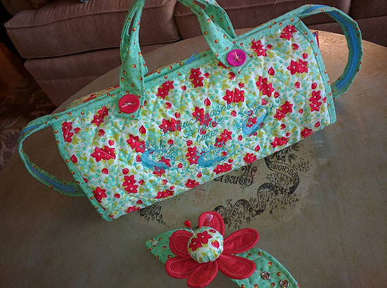 My Quilters Bee Bag Downloadable
