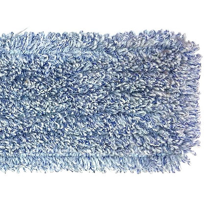 Microfiber Blue and White Looped Wet/Dry Mop