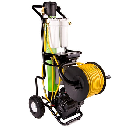 Hydro Cart Pure Water Window Cleaning System