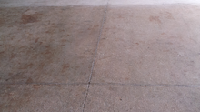 Concrete Floor Care