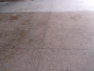 Concrete Floor Care