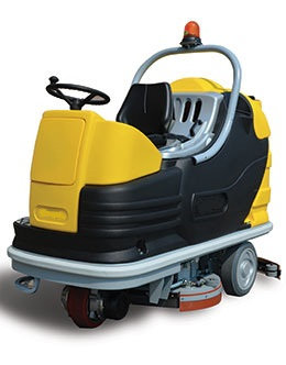 40/66 Ride-On Automatic Scrubber