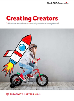 LEGO Foundation - Creating Creators Repo