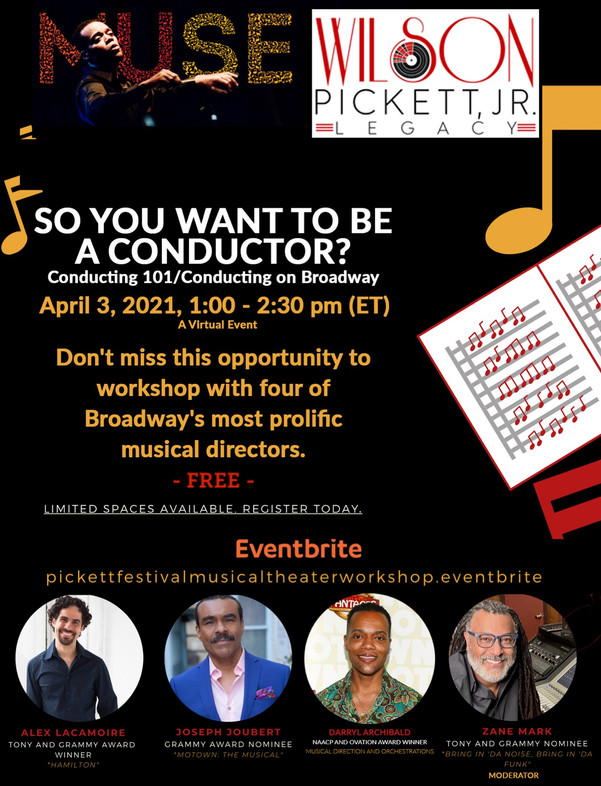 MUSE Conducting Workshop