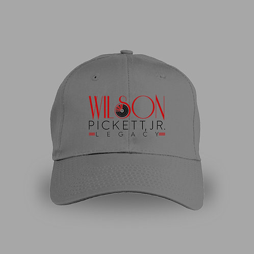 The Official Wilson Pickett Legacy Logo Embroidered Cap