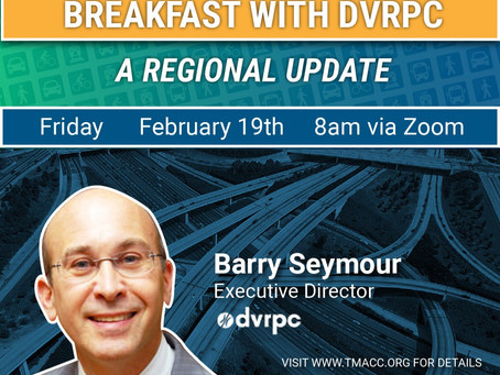 Join us for Breakfast with Barry