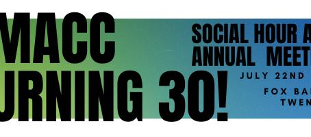TMACC Social Hour!