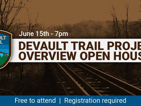 Devault Trail Open House - Virtual
