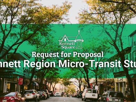 Kennett Area Micro-Transit Study RFP