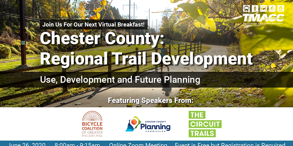 Chester County: Regional Trail Development -- Use, Development and Future Planning