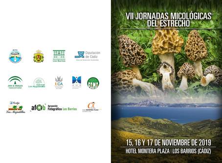 VII Jornadas Micológicas del Estrecho 2019