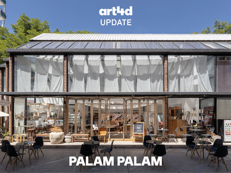 'Palam Palam' featured in 'art4d'