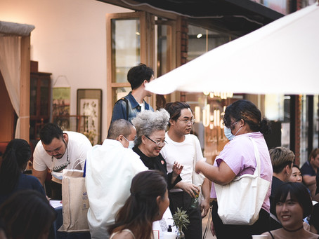 Labyrinth Exclusive Meeting at Palam Palam MUSEUM at Asiatique The Riverfront in Bangkok