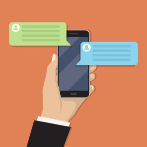 Can you text patients under HIPAA?