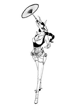 Gazellemity-Jane