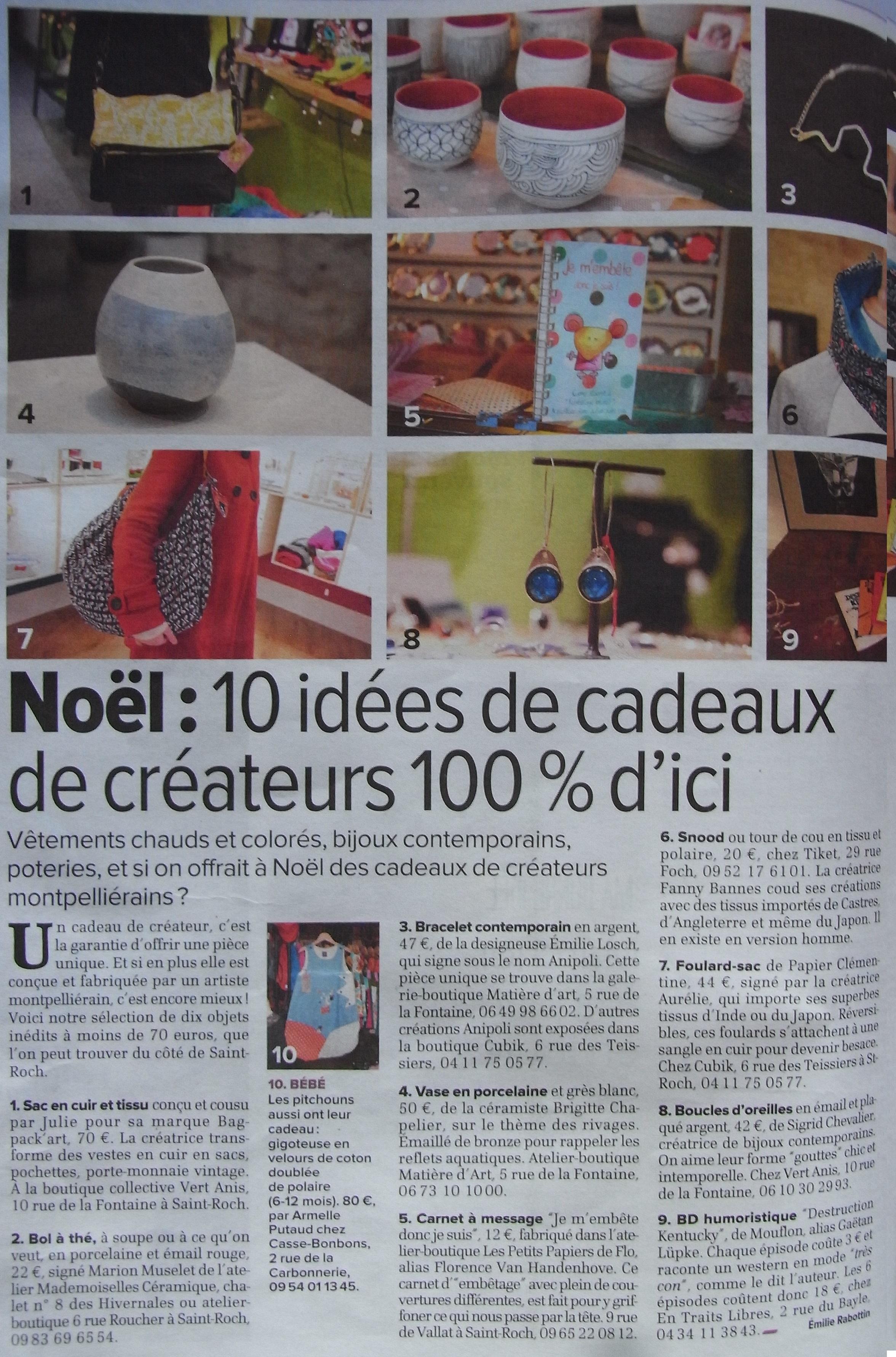 2014 La Gazette