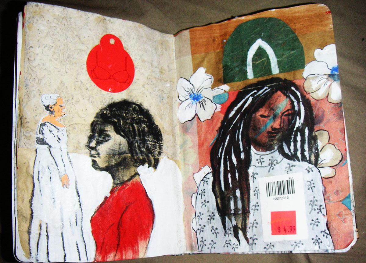 30- Sketchbook project- Brooklyn
