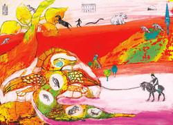The Dragon & the Snake Charmer