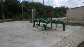 North Charlotte Regional Park-Lift Station Completed by Thompkins Contracting, Inc.