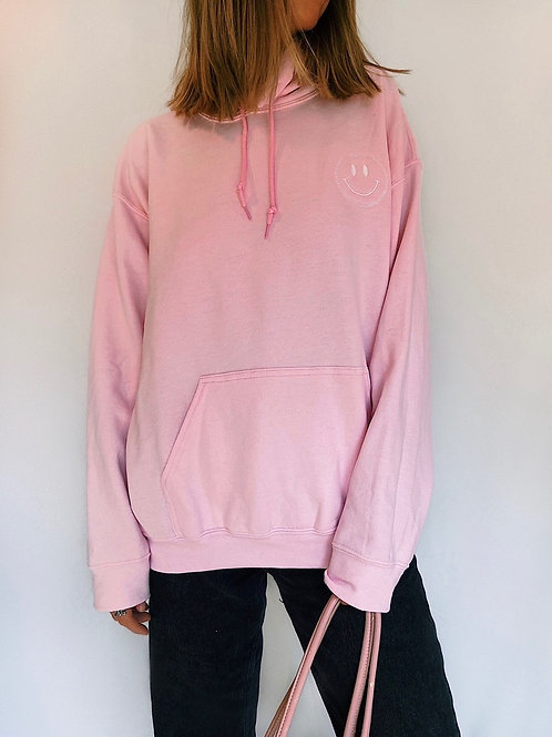 Treat People With Kindness Embroidered Hoodie