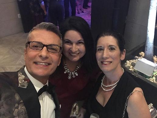 Randy Fenoli, Gayle Szuchman, Diana Palmentiero