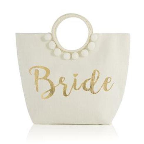 Mia Bride Tote Ivory
