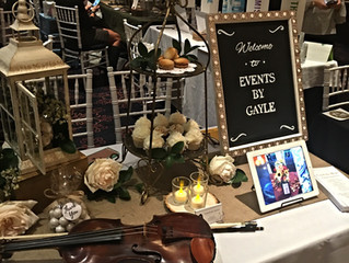 Violins, Cupcakes and Puppies - Showcasing and Networking our Event Planning Business