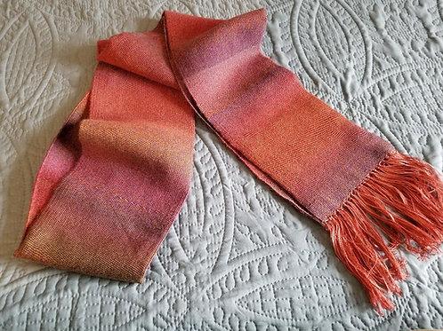 Merino wool scarf - oh so soft!