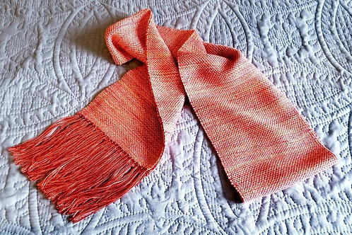 Sparkly Bright Rayon Scarf
