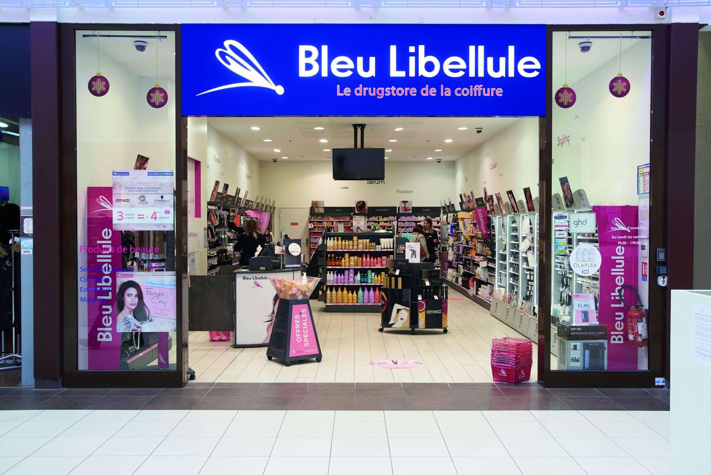 Bleu Libellule 01