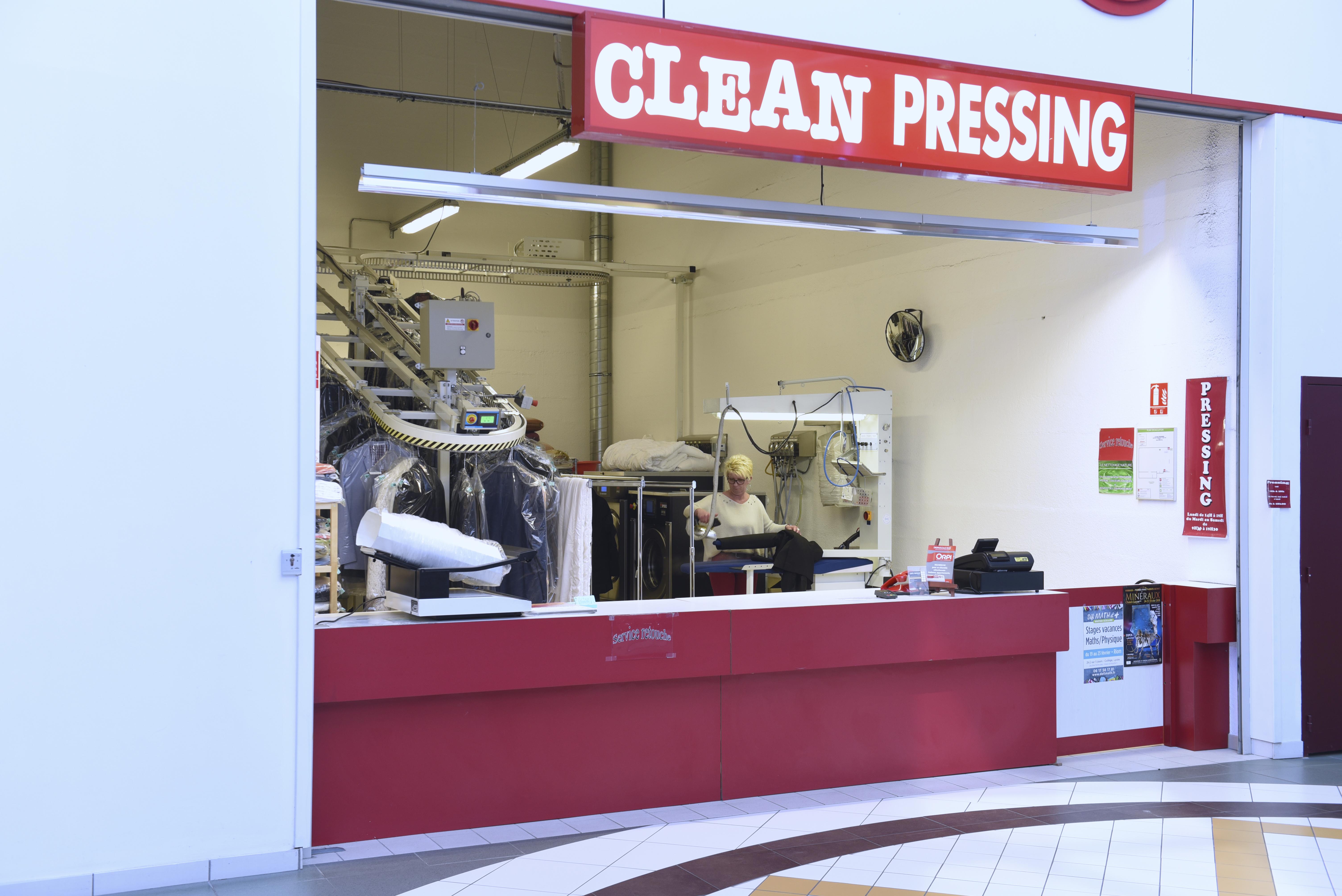 Clean Pressing 02