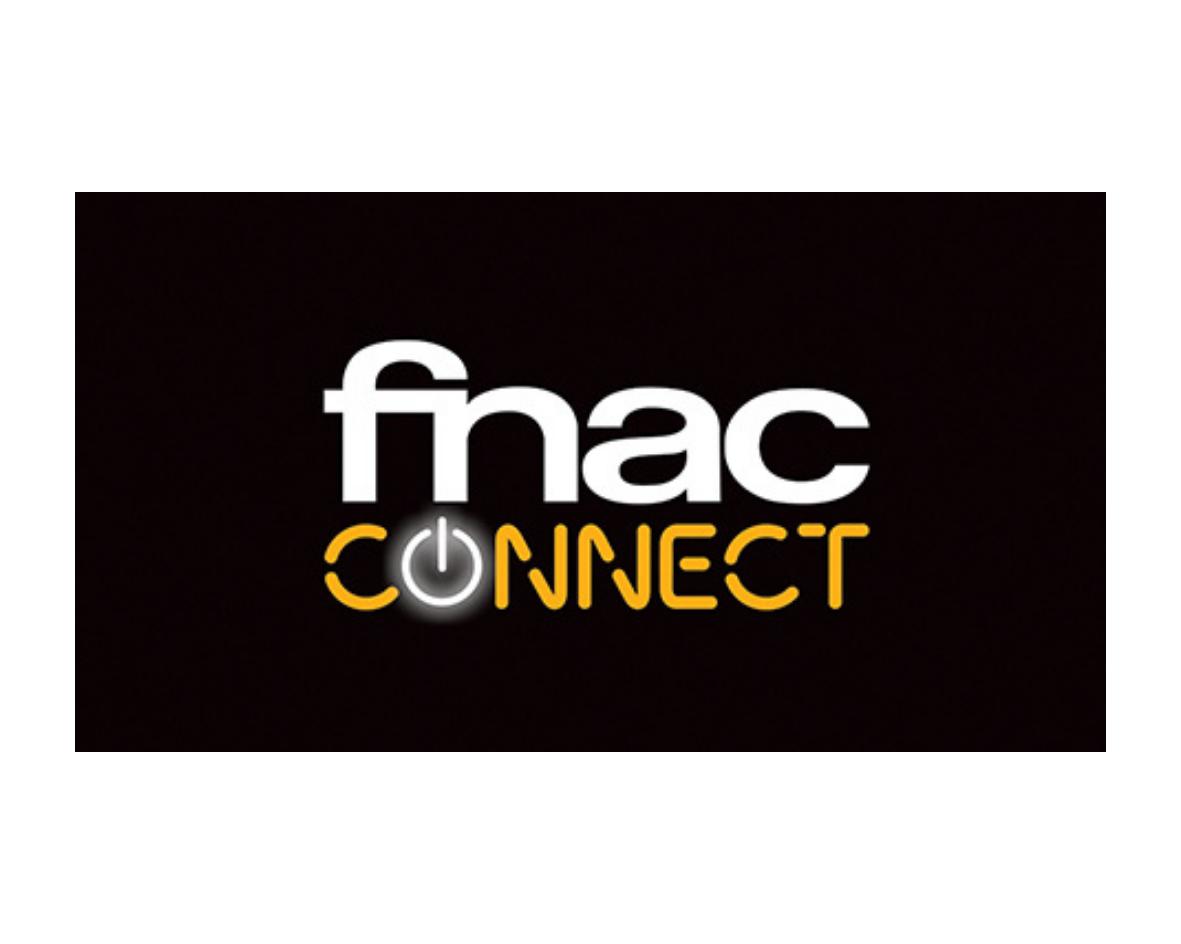 Logo fnac connect-2