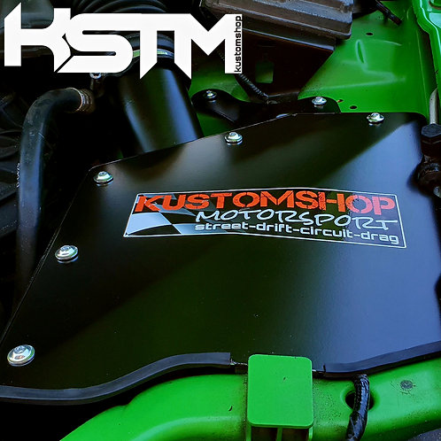 FG XR6 COLD AIR INTAKE KIT, 75MM (WITH LID)