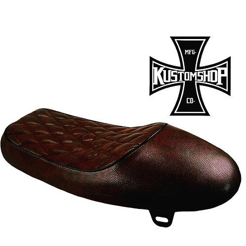 Cafe racer/scrambler seat.