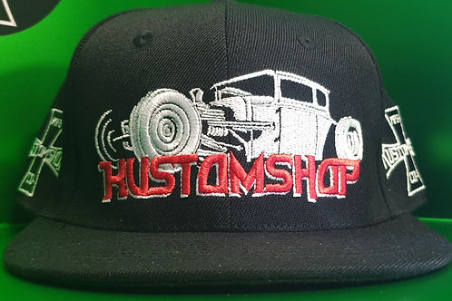 Kustomshop hotrod hat.