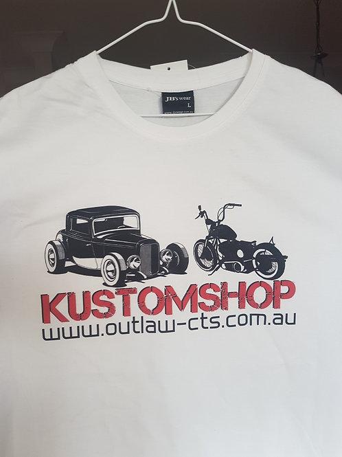 Kustomshop T-shirt (mens)