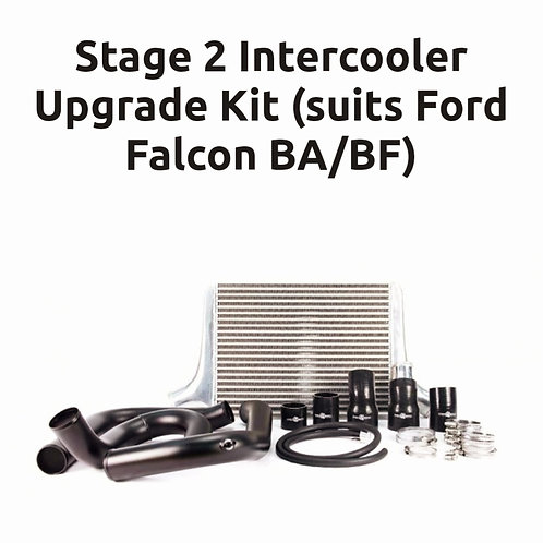 Intercooler Kit Ford Falcon BA/BF Stage 2 (raw).