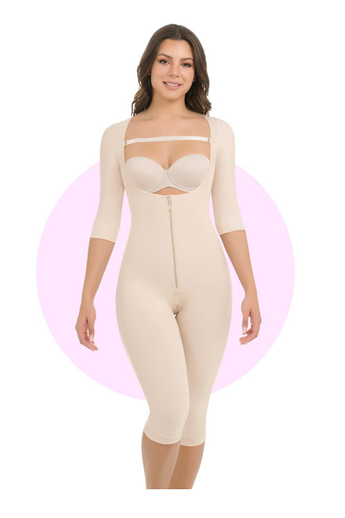 Full Body Postsurgical Compression Garment- 295 Style