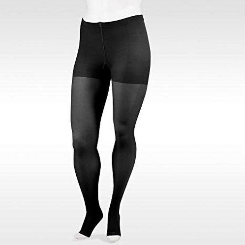 Juzo Signature Collection- Soft Compression Pantyhose-(open toe)