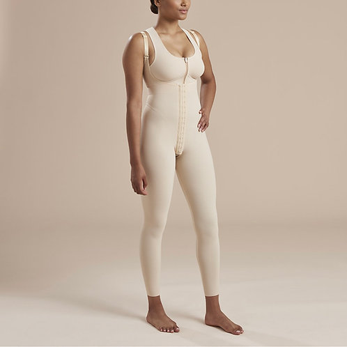Girdle With High Back- Ankle Length (Style No. SFBHL)