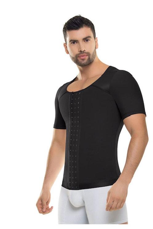 CYSM Men's Arm and Abdomen Control Shirt- Style 481