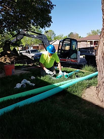 Sewer Scope Inspections, Drain Cleaning,
