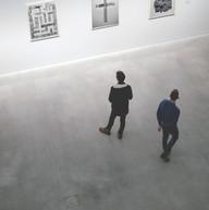 Ausstellung in Art Gallery