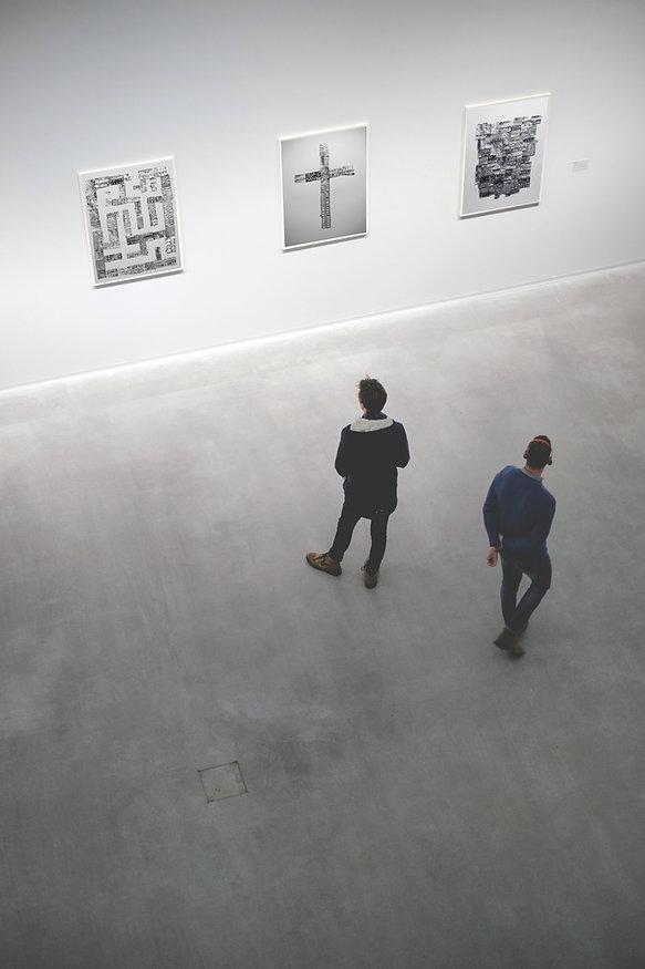 Výstava v Galerii umění